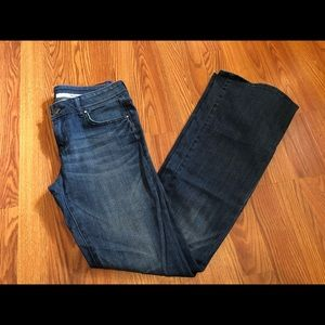 DKNY Times Square Bootcut Jeans